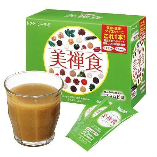 ドクターシーラボ 美禅食 - セシール ■カラー:ゴマきな粉味) B(カカオ味