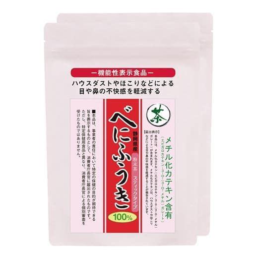 機能性表示べにふうき茶 - セシール ■サイズ:B(100g),A(60本)