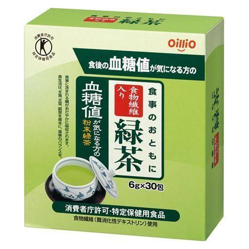 日清オイリオ 食事のおともに食物繊維入り緑茶 - セシール ■サイズ:B(60包),A(30包)