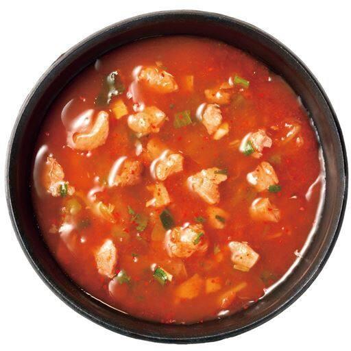 【ぷるるん姫】満腹美人スープ - セシール ■サイズ:A(韓国チゲ),B(元気わかめ),C(贅沢コーン)