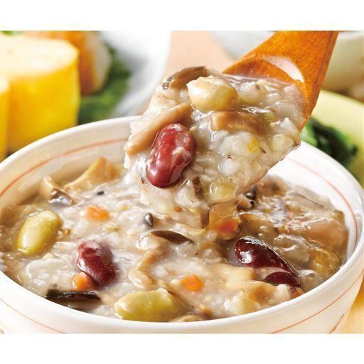 25種の味わい健康粥・かつお昆布だし(12食セット) - セシール