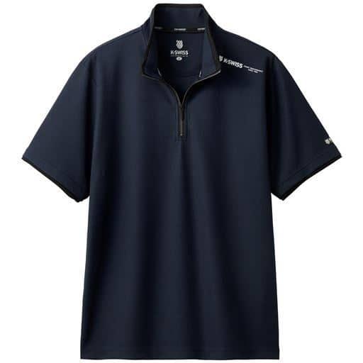 ドライハーフジップTシャツ(ケースイス)