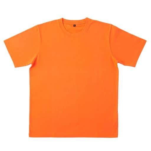 70%OFF【レディース】 カラーTシャツ(和色美彩) - セシール ■カラー:朱色 ■サイズ:150