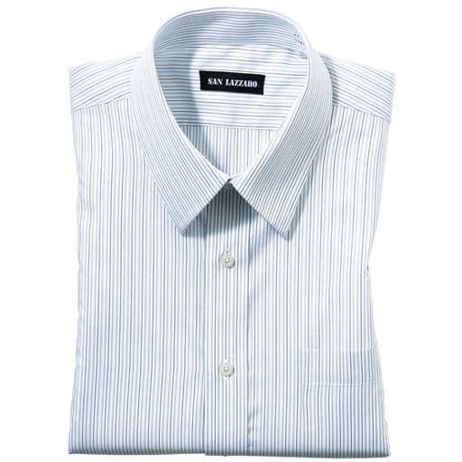 出張や洗い替えに最適な形態安定Yシャツ(長袖)(S-5L)
