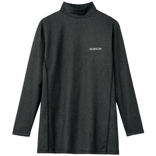 ハイネック長袖Tシャツ(BOBSON)