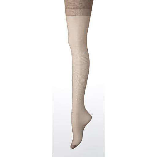【レディース】 パンティストッキング・1足売り(ハードサポートタイプ・静電気防止加工・つま先補強・日本製) ■カラー:ファッショングレー ■サイズ:S-M,M-L,L-LL