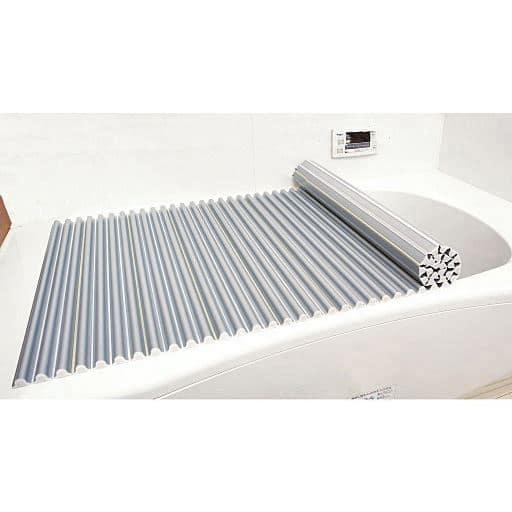 セミオーダー(幅80cm)AG+シャッター式風呂ふた - セシール ■サイズ:幅80×長さ80cm,幅80×長さ90cm,幅80×長さ100cm,幅80×長さ110cm,幅80×長さ120cm,幅80×長さ130cm,幅80×長さ150cm,幅80×長さ1