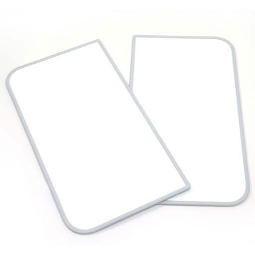 セミオーダー(幅88cm)AG+アルミ組み合わせ - セシール ■カラー:ホワイト ■サイズ:1(88x122cm),2(88x124cm),3(88x1