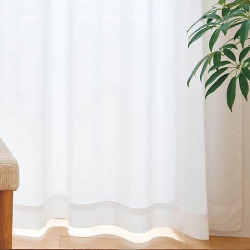 〔形状記憶付き〕部屋が明るくなる遮熱保温ミラーレースカーテン - セシール ■カラー:ホワイト ■サイズ:幅100×丈118(2枚組),幅100×丈148(2枚組),幅100×丈238(2枚組),幅100×丈258(2枚組),幅130×丈133(2枚組),幅130×丈198(2枚組),幅100×丈93(2枚組),幅100×丈98(2枚組),幅100×丈128(2枚組),幅100×丈253(2枚組),幅150×丈203(2枚組),幅150×丈223(2枚組),幅130×丈218(2枚組),幅200×丈218