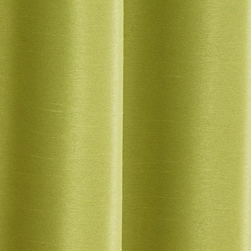 〔形状記憶付き〕ドレープたっぷり2倍ヒダシャンタン遮光カーテンと題した写真