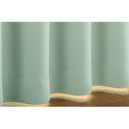 〔形状記憶付き〕白度の高いマシュマロタッチの1級遮光カーテン - セシール ■カラー:ペールブルー シルクアイボリー ペールピンク ホワイト ■サイズ:幅150×丈225(2枚組),幅150×丈230(2枚組),幅150×丈235(2枚組),幅150×丈240(2枚組),幅150×丈245(2枚組),幅150×丈250(2枚組),幅130×丈100(2枚組),幅150×丈260(2枚組),幅200×丈135(1枚物),幅130×丈110(2枚組),幅130×丈120(2枚組),幅200×丈178(1枚物)