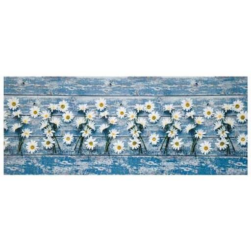 イタリア製デジタルプリントマット(EMOZIONI) - セシール ■カラー:ブルー ピンク イエロー ■サイズ:横120×縦58cm,横180×縦58cm,横240×縦58cm