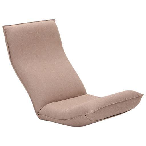 リラックス座椅子専用カバー - セシール ■カラー:ベージュ オレンジ グリーン レッド ネイビーブルー ブラウン