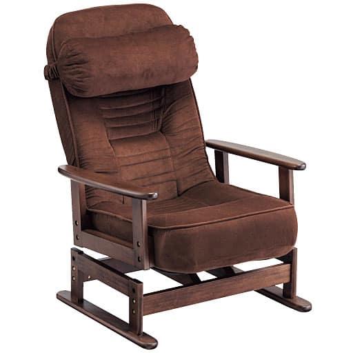 回転式高座椅子の写真