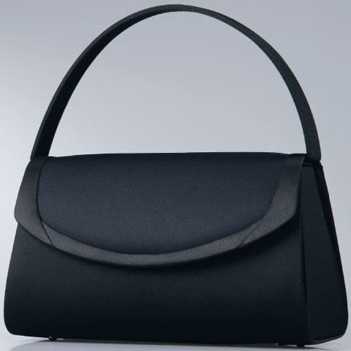 <岩佐>撥水フォーマルバッグ(手提げバッグ付) - セシール ■カラー:ブラック