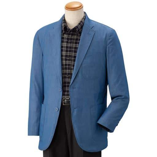 【メンズ】 ピエルッチ デニムジャケット - セシール ■カラー:ブルー ■サイズ:M,L,LL,3L
