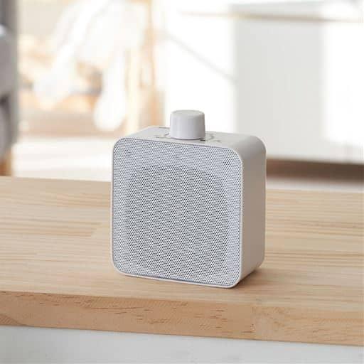 TVの音が聞こえ良いスピーカー(ACアダプタ付) - セシール ■カラー:ホワイト