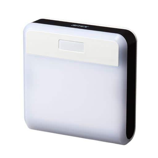どこでもセンサーライト ワイヤレス - セシール ■カラー:ホワイト ■サイズ:2個組,1個
