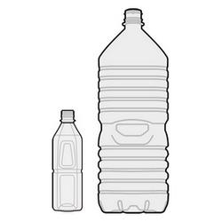ペットボトルを再利用