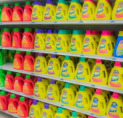 洗剤を使う時は、取り扱い表示をしっかりチェックしましょう