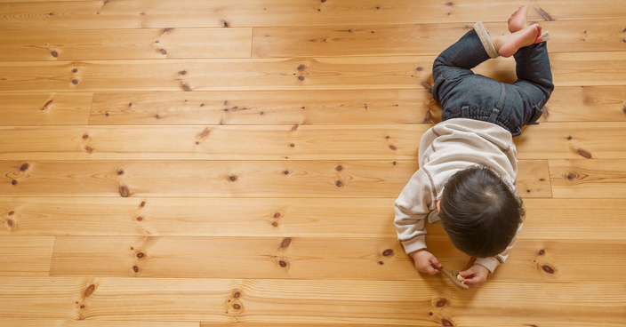子供部屋のインテリア レイアウトと収納を見直して、片付けのできる子に
