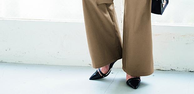 足の太さは隠しちゃうのが一番?! でも、素材やデザインをちゃんと選ばないと逆効果になっちゃいます。