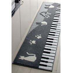 動くたび、メロディと猫の鳴き声が聞こえる?