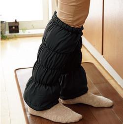 足首を冷やさないようにすると、それだけでかなり改善します