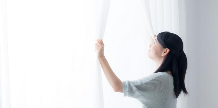 セシールのすすめるカーテンの種類と選び方 セミオーダーもあります!