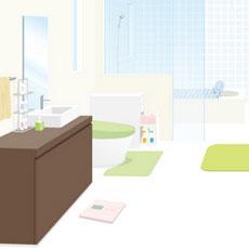 洗面所の収納アイデア。3Stepでスッキリと使いやすい洗面所に。