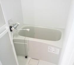 お風呂場を使うなら、乾いている状態の時に
