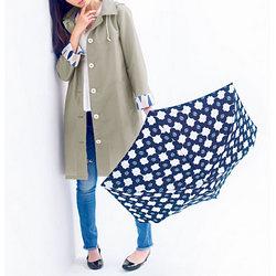 1本は持っておきたい、晴雨兼用傘