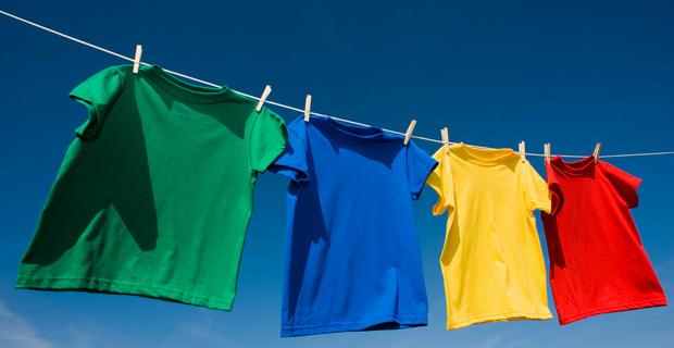 ファッションを考えるポイントは「素材」「動きやすさ」「色選び」です。
