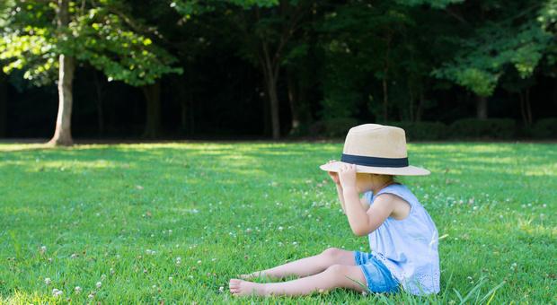 熱中症も、紫外線対策にも。帽子ははずせない