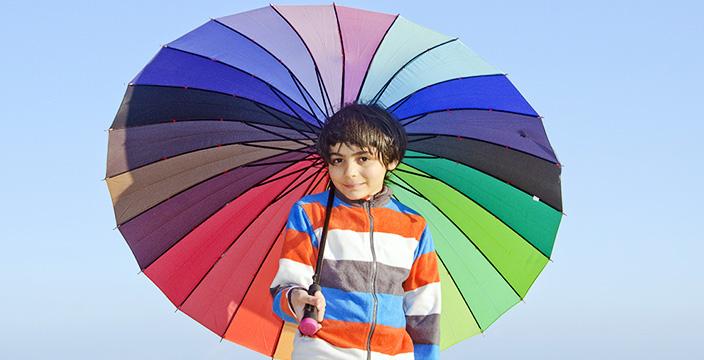 雨の日だってかわいくキメたい!自転車用おしゃれレインコート・グッズ集めました