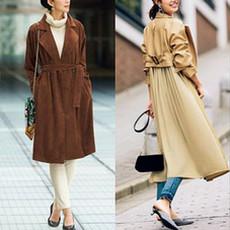 動画で簡単 トレンチコートの着こなし ベルトの結び方10選