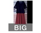 大きいサイズの服 レディース