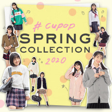 Cupop SPRING COLLECTION