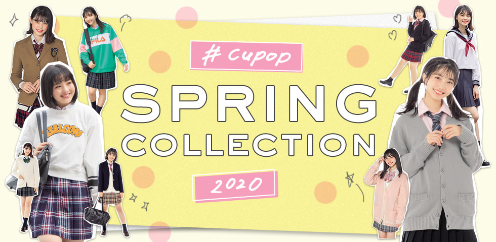 keyv_Cupop SPRING COLLECTION