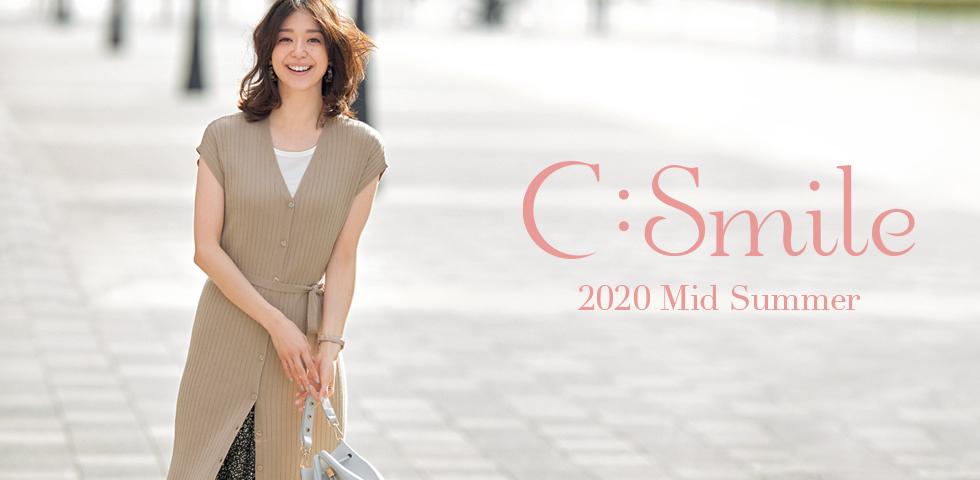 C:SMILE 2019春夏