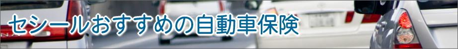 セシールおすすめの自動車保険