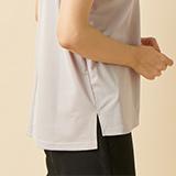 コスパポイント:裾のステップドヘム